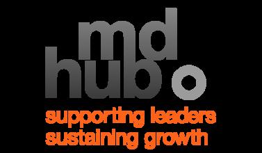 MDHUB Logo square